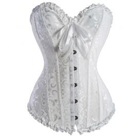 Bridal White Corset