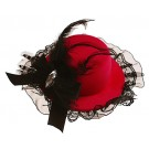 bright-red-mini-hat-fascinator-with-feather-detail