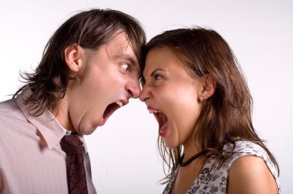 always arguing