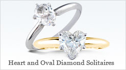Heart-and-Oval-diamond-Solitaires