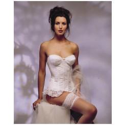 pure silk corset
