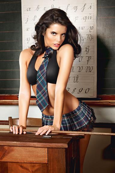 Naughty SchoolGirl Outfit